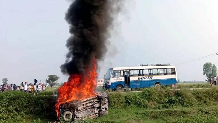 lakhimpur farmers demand re postmortem