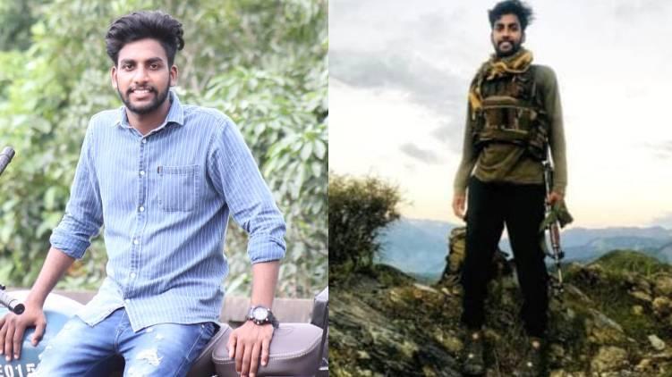 malayali soldier dead in jammu