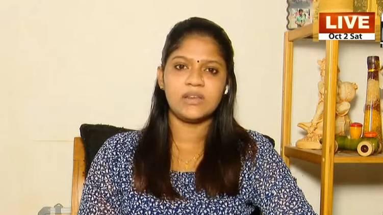 maneesha radhakrishnan against asianet