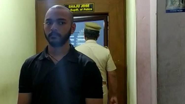 nithina murder case abhishek arrested