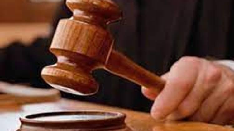 rape culprit jumps off court