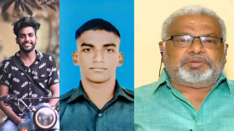 relative about martyred soldier vaishakh