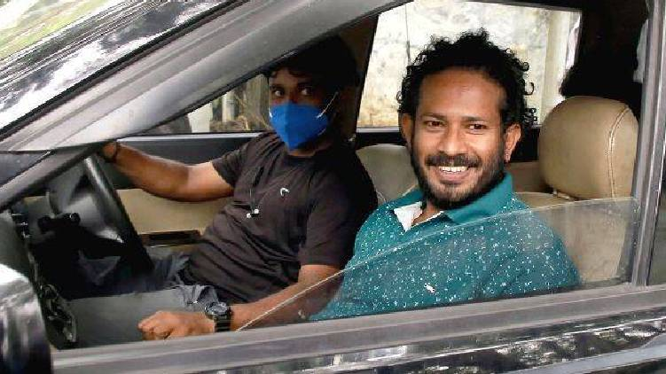 sandeep nair give statement against ed