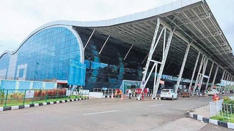 thiruvananthapuram airport adani group