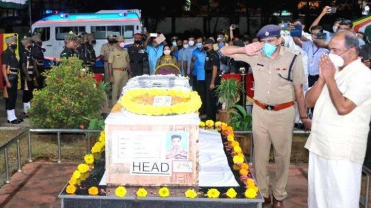 vaishakh cremation today