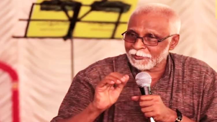 vk sasidharan passes away